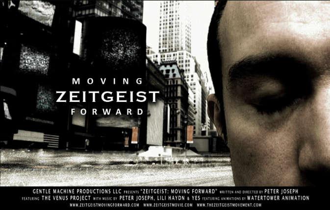 Zeitgeist Moving Forward - Documentary