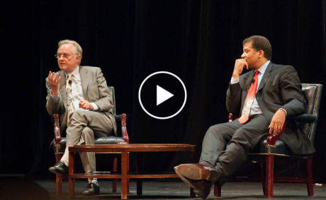 Richard Dawkins, Neil deGrasse Tyson - The Poetry of Science.