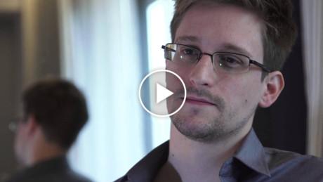 Whistleblower Edward Snowden(1)