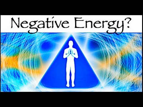 Clearing negative energy and how negativity affects your Negative energy