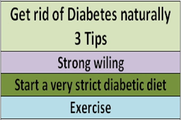 How To Get Rid Of Diabetes Type  Naturally