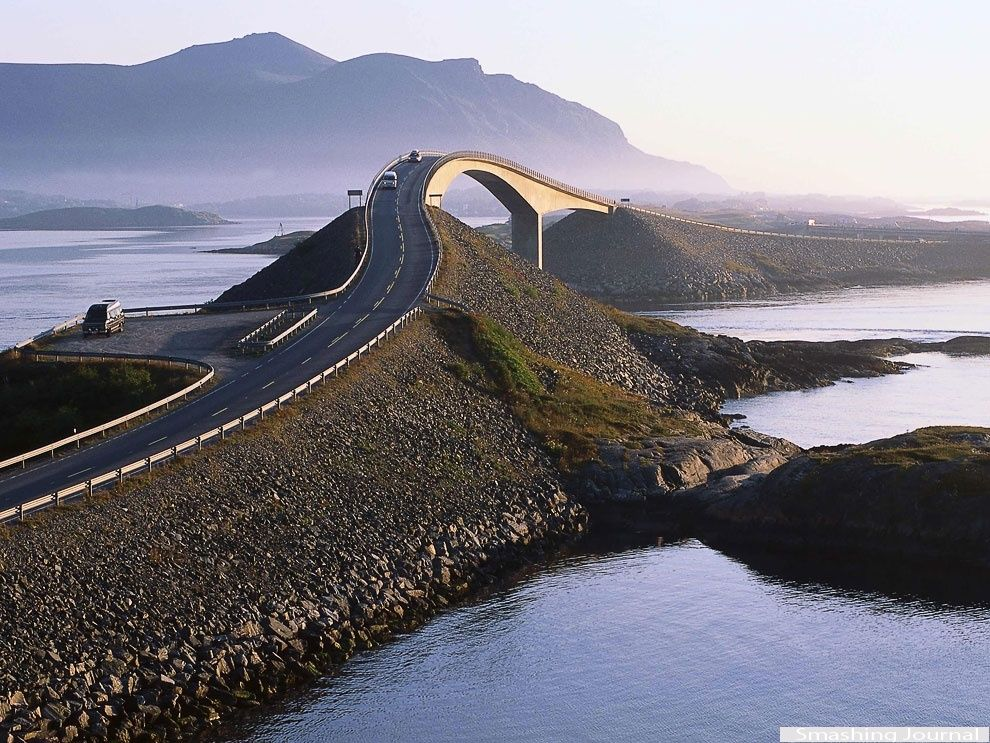 Most unique bridges in the world the open mind for World s coolest bridges