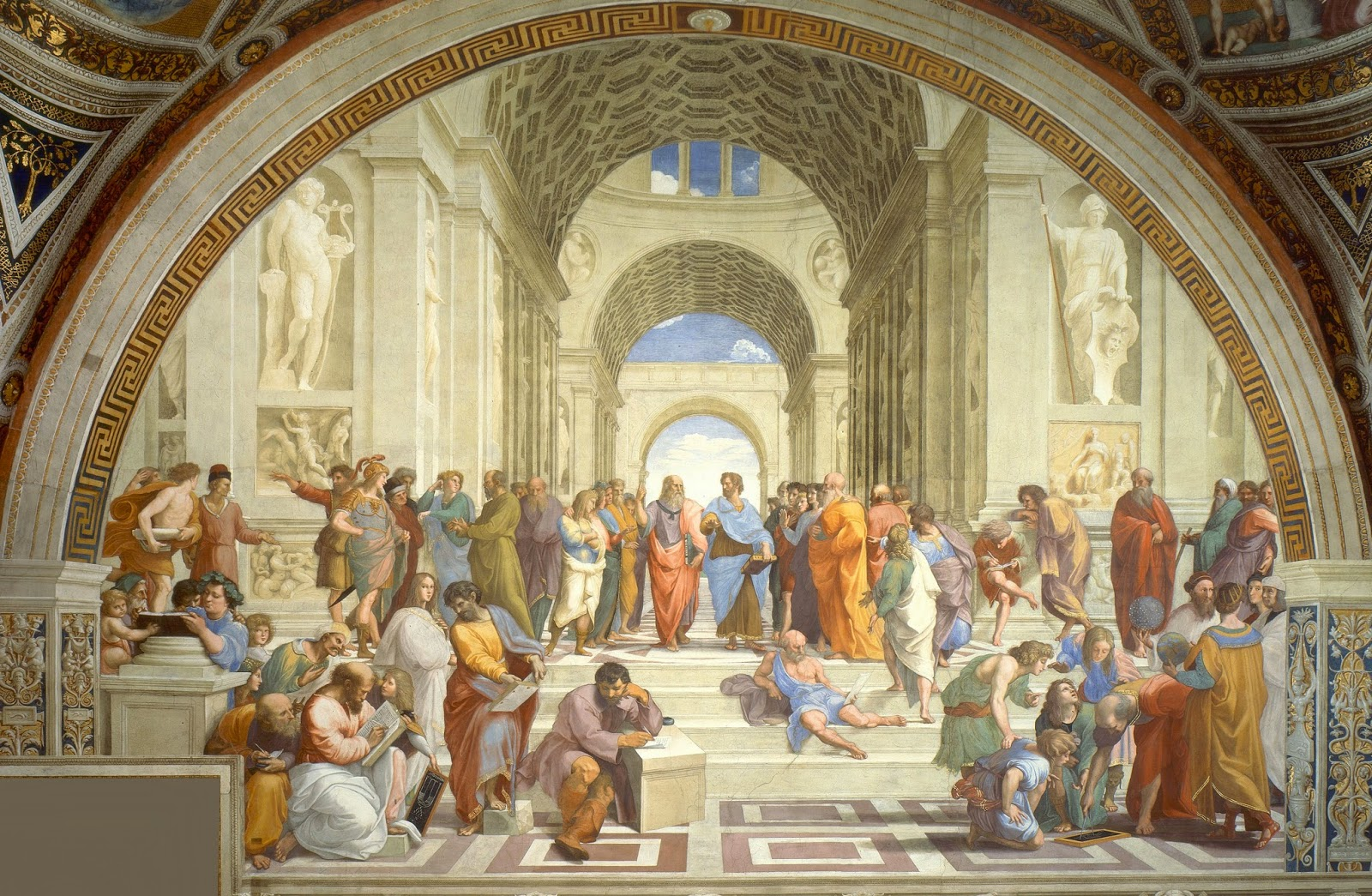 The Key To Happiness According 3 Ancient Greek Philosophers