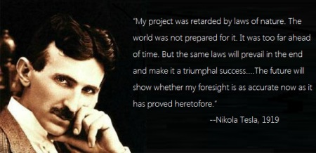 The Unrecognized Genius of Nikola Tesla - truth inside of you