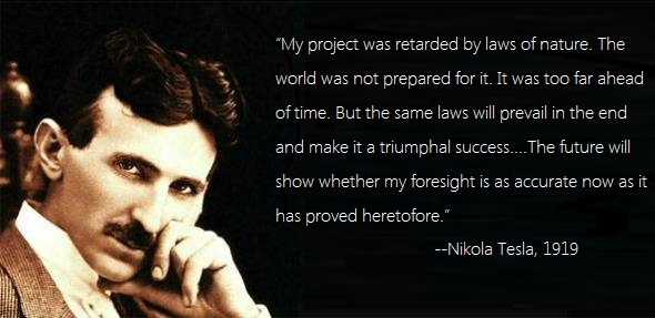 The Unrecognized Genius of Nikola Tesla - truth inside of you