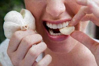 garlic eat benefits