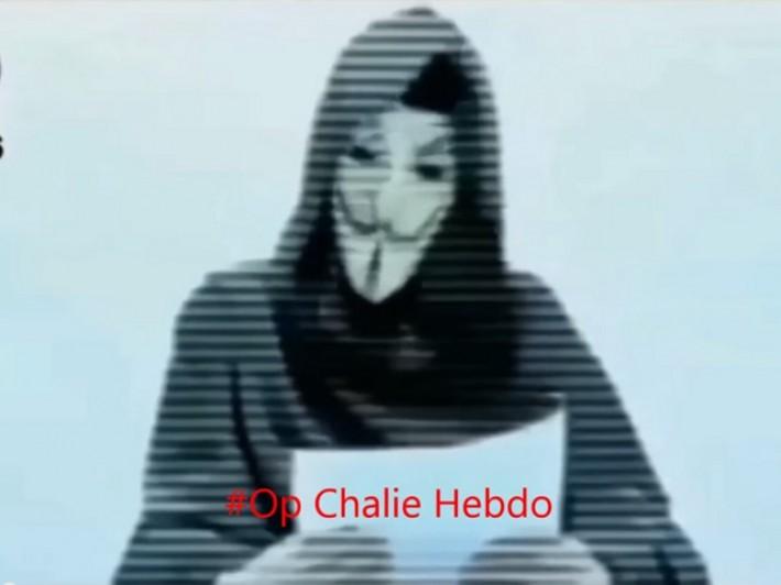 Anonymous Declared Cyber War Against Jihadists #Op charlie hebdo - Truth Inside Of You