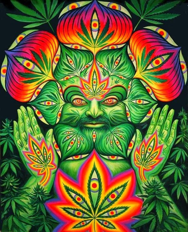 Cannabis & The Pineal Gland : Turn On Your Third Eye
