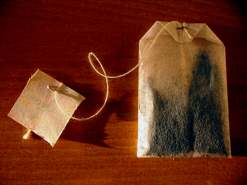 Used Tea Bags - 10 Reasons To Never Throw Them Again