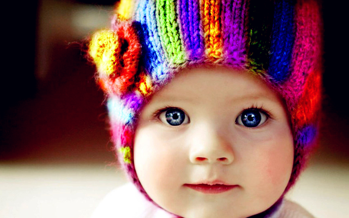 beautiful green eyed babies hd wallpaper free download