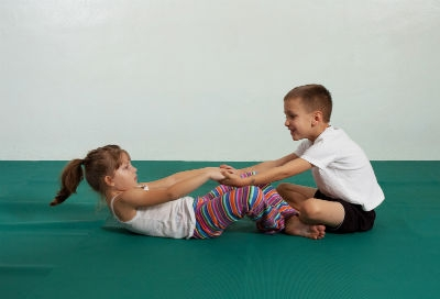 Yoga Benefits Children with Autism