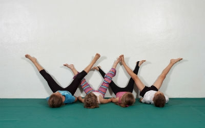 Yoga Benefits Children