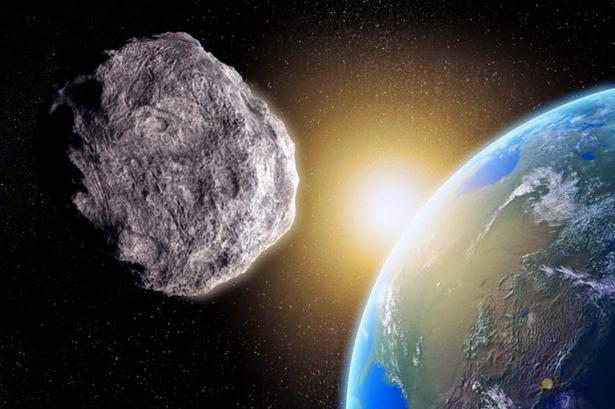 nasa feed asteroid - photo #11