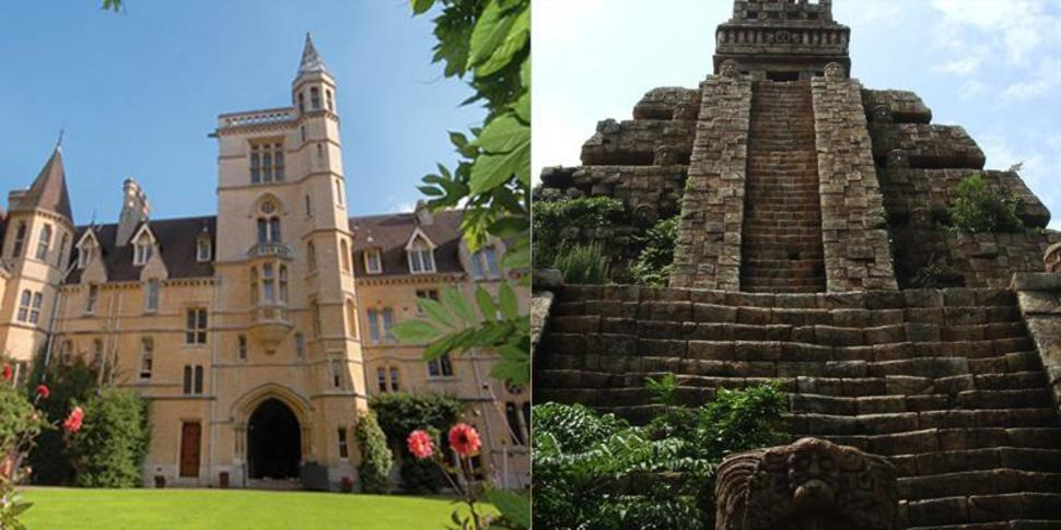oxford university is older than aztecs