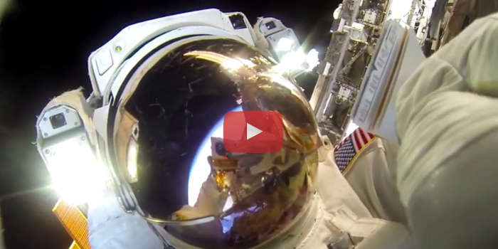 Video Spacewalk