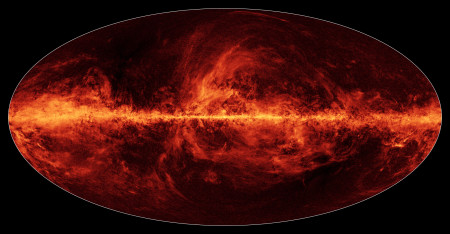 nasa-planck-universe-dust-map