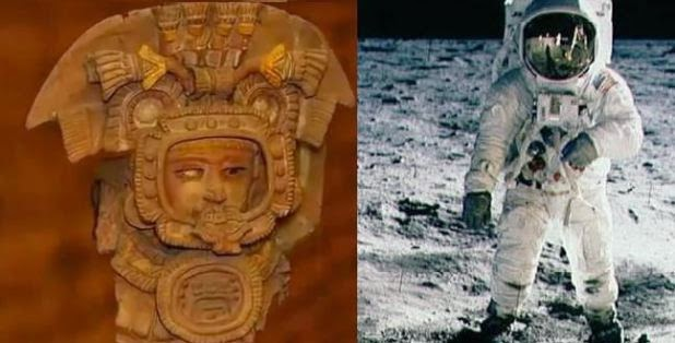 Extraterrestrial Civilizations Visited the Earth in the Distant Past