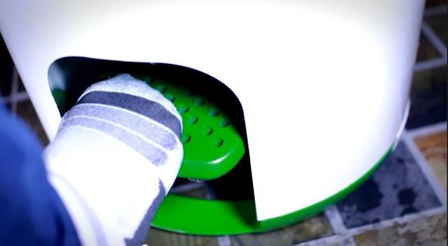 yirego_foot_pedal