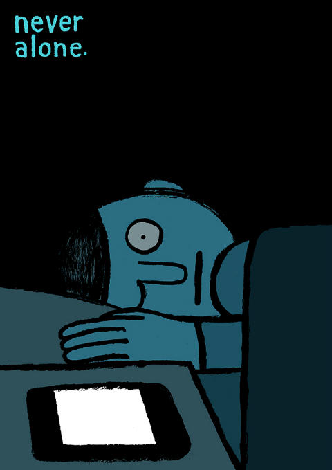 Illustrations Jean Jullien