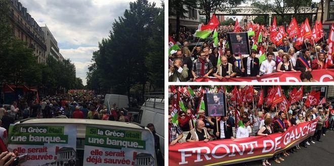 Week of Solidarity takes place in Europe
