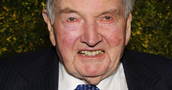 David Rockefeller's Sixth Heart Transplant Successful at 99