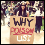 34% Decrease in Profits of Monsanto After a Year of Protests Worldwide