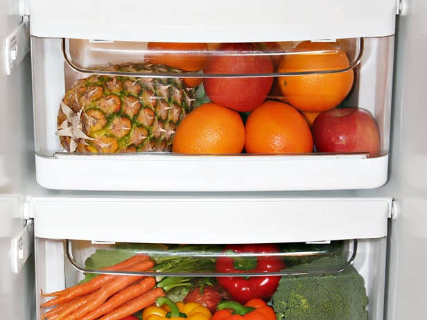 Fruits and Vegetables That Store the Wrong Way