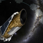 Photo credit: NASA's Kepler telescope (artist's impression shown) has made a significant exoplanet discovery that will be revealed tomorrow. NASA/Ames/JPL-Caltech.