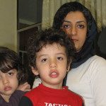 """""""Tearing my heart to pieces"""" – a mother's story from prison in Iran"""