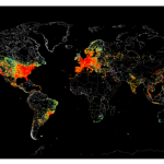 Here are 5 great maps that may change the way we see some things