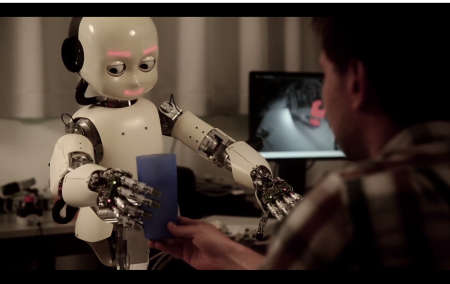 ICub-Artificial-Intelligence