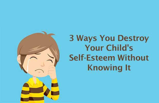Child's Self-Esteem
