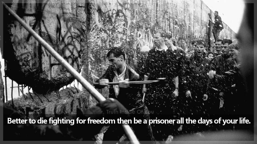 Bob Marley, Berlin Wall