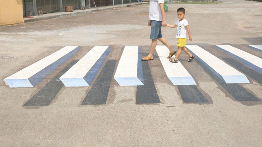 three-dimensional crossings (3)