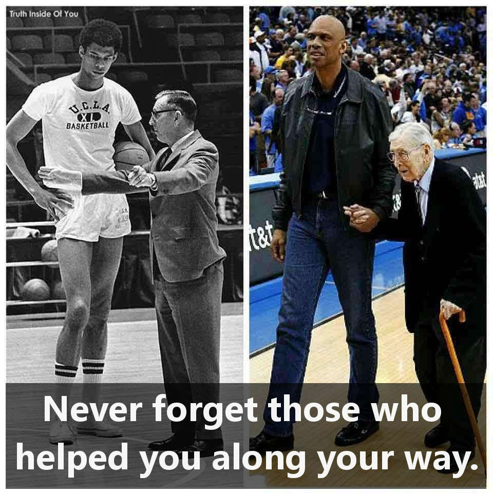 Never Forget Those Who Helped You Along Your Way Truth Inside Of You