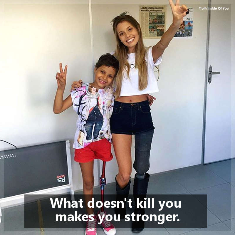 what doesnt kill you makes you stronger a personal narrative 15 powerful quotes about being strong 805 as the saying goes: 'if it doesn't kill you it only makes you stronger.