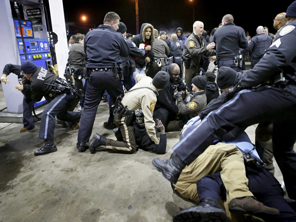 protests-have-started-again-in-st-louis-after-cops-fatally-shot-a-black-teenager