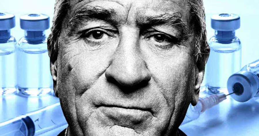 Robert De Niro Produce Documentary With the Vaccine Industry