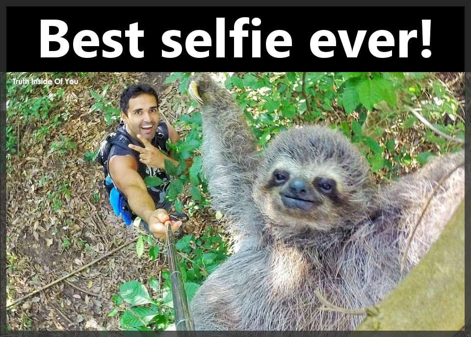 Best selfie ever!