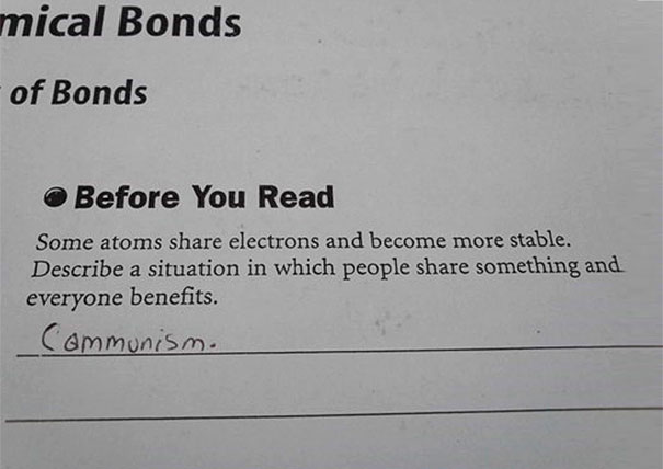 Brilliant Test Answers 7