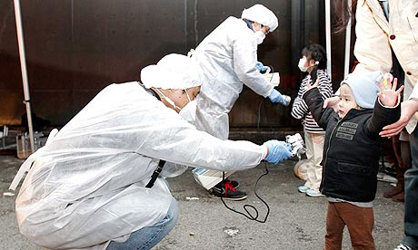 Officials: Fukushima Has Now Contaminated 1/3 Of The Worlds Oceans.1
