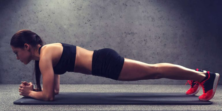 10 Exercises That Will Make You Burn Belly Fat Without Having To Run Or Jog