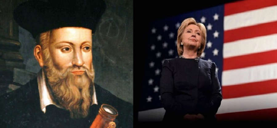 Nostradamus Predicted That Hillary Clinton Will Win The Election