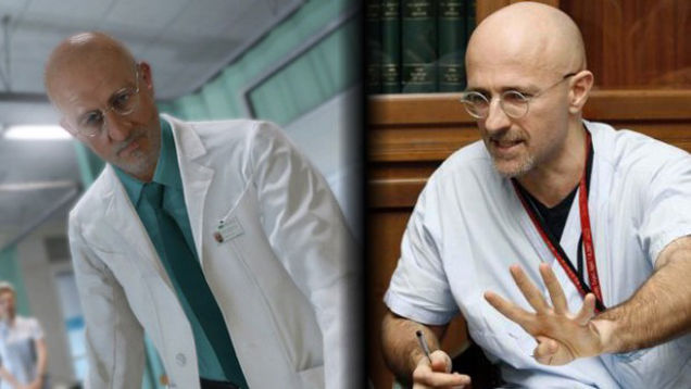 Dr Sergio Canavero