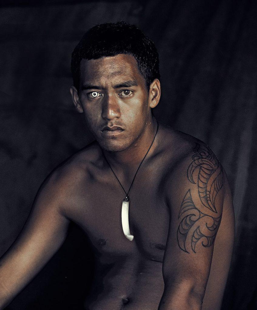 Maori Tribe - 4