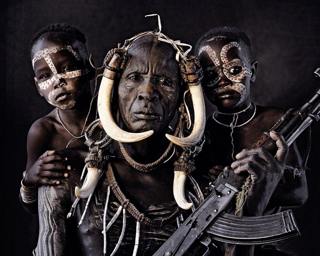 Mursi Tribe - 1