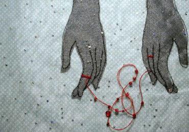 Τhe Legend Of The Invisible Thread That Binds People Together.