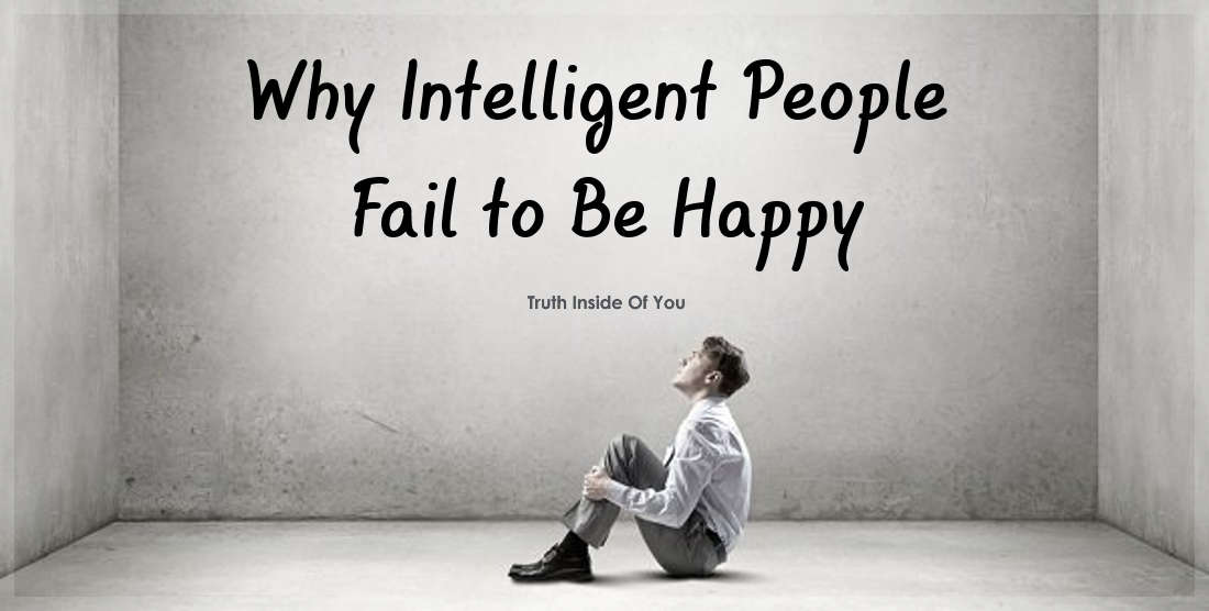 why intelligent people fail essay