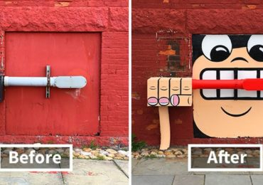 A Genius Street Artist Is Secretly Turning New York Streets Into Art, And We Hope No one Catches Him.feat