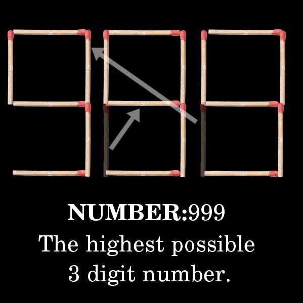 Answer 1 999